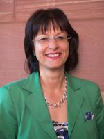 Gaby Kneissler, Kongress-Sekretariat und Geschäftsstelle der GARPS